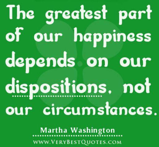 Martha Washington Quotes, Famous Quotes by Martha Washington