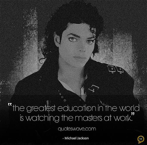 Michael Jackson Picture Quotes Famous Quotes By Michael Jackson