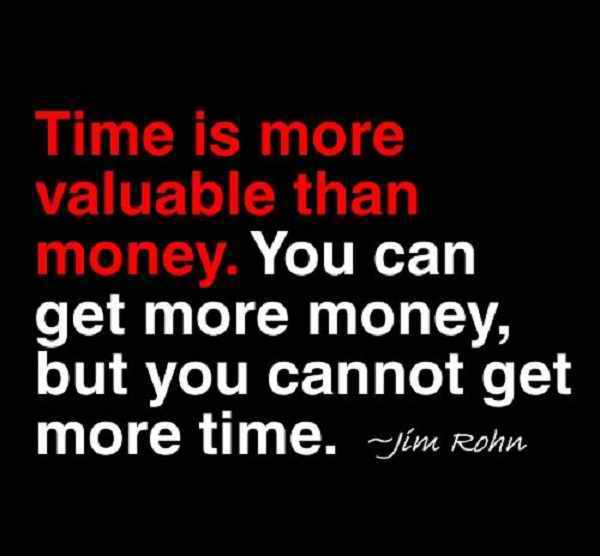 Get Money Quotes Interesting Time Is More Valuable Than Moneyyou Can Get More Money But You