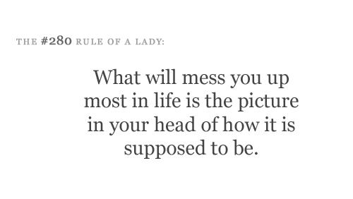 What Will Mess You Up Most In Life Is The Picture In Your
