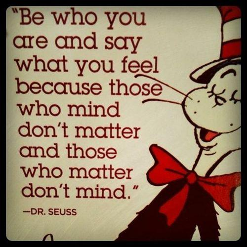 Dr. Seuss Picture Quotes, Famous Quotes by Dr. Seuss with ...