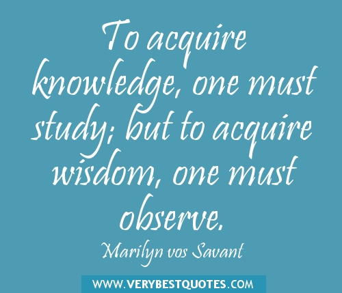 Wisdom And Images: Knowledge Picture Quotes, Famous Quotes And Sayings About