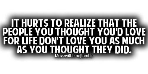 Unknown Quotes (Images). It Hurts ...