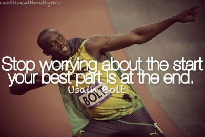 Usain Bolt Picture Quotes Famous Quotes By Usain Bolt With Images Quoteswave