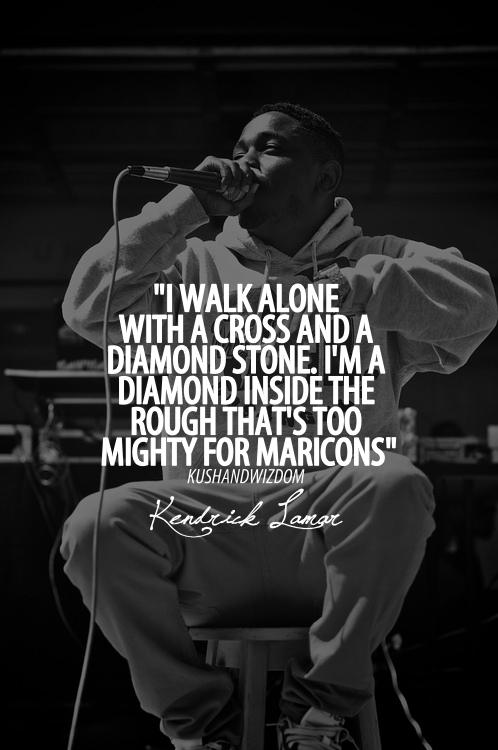 Dreams Of Living Life Like Rappers Do Kendrick Lamar Picture