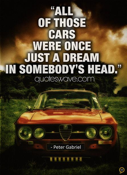 Ford Car Poems