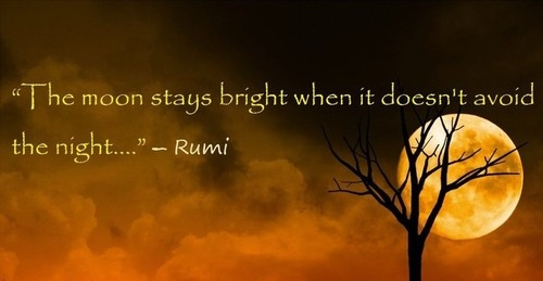 The Moon Stays Bright When It Doesn T Avoid The Night
