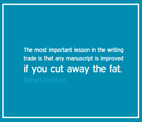 The Most Important Lesson In The Writing Trade Is That Any