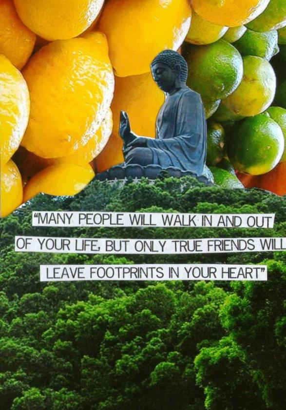 Many People Will Walk In And Out Of Your Life But Only True