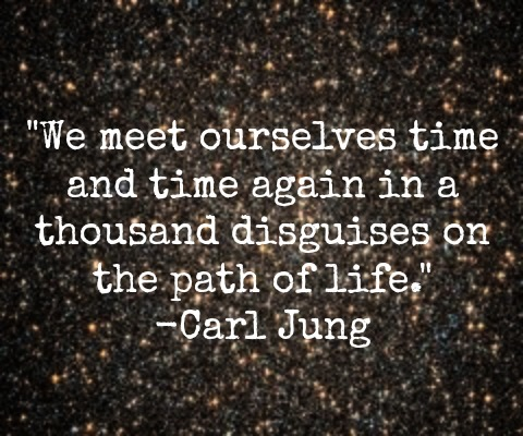 we meet ourselves time and again meaningful beauty