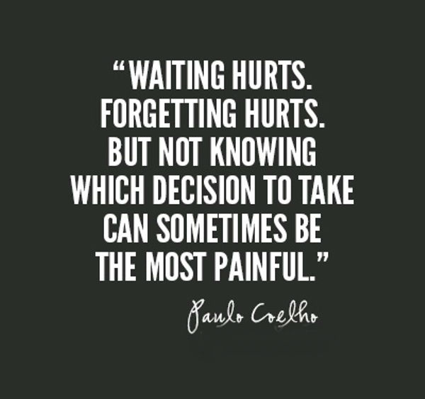 Decisions Quotes, Famous Quotes And Sayings About