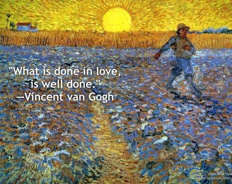 Vincent Van Gogh Quotes Images