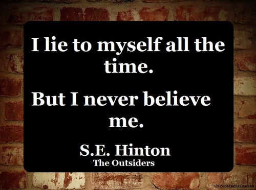 Self Deception Quotes Famous Quotes And Sayings About Self