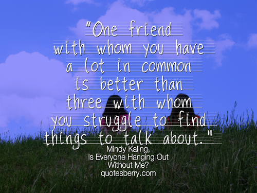 friendship struggle quotes