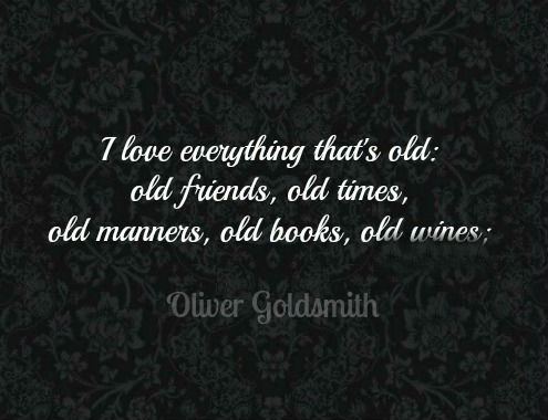 Oliver Goldsmith Quotes (Images)
