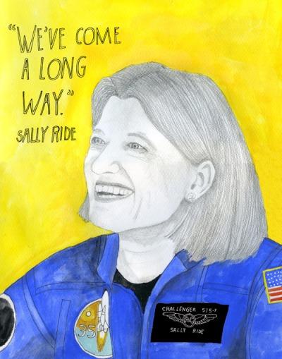 astronaut sally ride book - photo #11