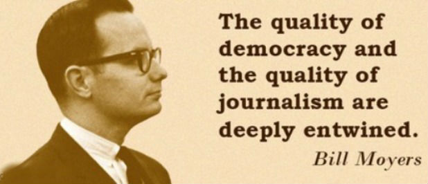 journalism and democracy relationship